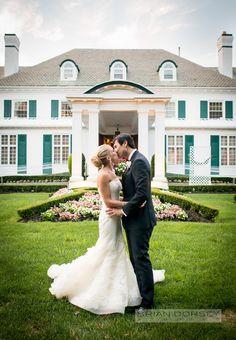 Brides: A Romantic Garden Wedding At Shadowbrook in Shrewsbury, NJ