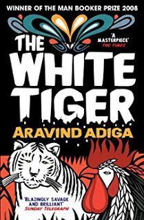 Literary Flits: The White Tiger by Aravind Adiga