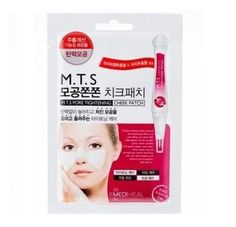 [Mediheal] M.T.S Pore Tightening Cheek Patch (1 Box)