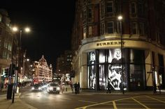 Burberry is one of the few luxury players doing omnichannel well, L2 suggests. Photo: Getty