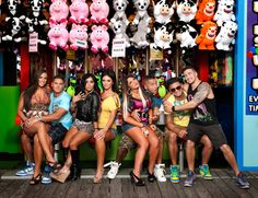 The cast of 'Jersey Shore' | MTV Photo Gallery