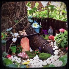 Sophia' Fairy Garden
