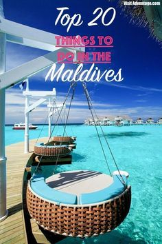 Top 20 Things To Do In 2018 In The Maldives The Maldives, otherwise known as the island of the Maldives, officially as the Republic of Maldives, is one of the most popular no-distraction, best weather, tourist destinations. The Maldives is a destination you and many others have on their travel list. If you are reading … #MaldivesDestination