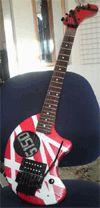 Fernandes Nomad Guitar- jA