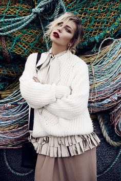Ins Netz gegangenThe FishnetРыболовные сети | Fashion Blog from ...