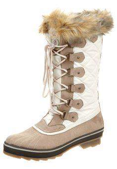 Pier One - Winter boots - beige