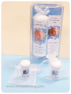 A beautiful Candle to own * 1 Pillar 9 inch Pillar Candle Boxed & Bookmark with a photo of your loved one Ciara And I, Candle Box, Personalized Candles, Beautiful Candles, The 5th Of November, Christening, Pillar Candles, Bottle, Noel
