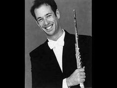 Jeffrey Khaner- Malcom Arnold's Sonata for Flute and Piano