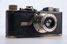 Rare 1928 Leica I Black Film Camera Serial Elmar & Case Antique Cameras, Old Cameras, Vintage Cameras, Best Digital Slr Camera, Dslr Accessories, Dslr Photography Tips, Reflex Camera, Classic Camera, Movies