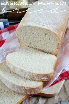 Basically Perfect Bread Dough - Use to make pizza crust, cinnamon rolls, donuts, and more! Tortillas, Yeast Dough Recipe, Bread Recipes, Cooking Recipes, Muffin Bread, Bread And Pastries, Sweet Bread, Bread Baking, Donuts