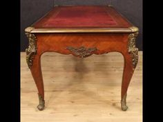 French writing desk of the early 20th century