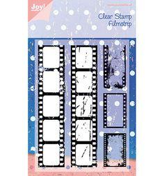 Joy!Crafts Clearstamp - Filmstreifen