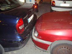 İspanyolların park etme anlayışı, hepinize benden park sensörü!
