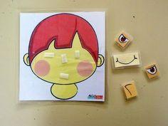 Duygular Eğitici Oyuncak Örnekleri - Okul Öncesi Eğitici Oyuncak Yapımı