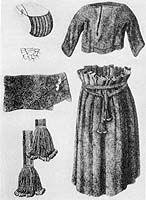 Early Bronze Age Borum Eshøj Woman