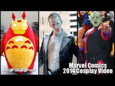 Marvel Comics 2014 Cosplay Video #marvel #dragoncon2014 #dragoncon
