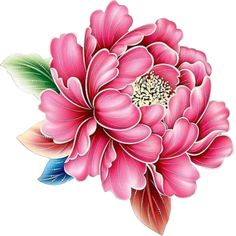 Floral Back Tattoos, Peony Flower Tattoos, Flower Tattoo Drawings, Peonies Tattoo, Floral Tattoo Design, Tattoo Design Drawings, Flower Art, Japanese Flower Tattoo, Japanese Tattoo Designs