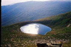 Litle Glacial Lake Pelister , MACEDONIA