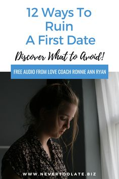 Dating Tips: What to do when your first date goes well but you never hear from him again!  You thought you had a great connection and he said he'd call. You might have even talked about what you would do next time. He's busy, has excuses or just disappears. No second date. Nothing.  Download this free audio guide to learn how to avoid first date mistakes. Love Dating, Dating Advice, Dating Coach, Stop Worrying, Serious Relationship, First Dates, Finding Love, Love Is Free, Might Have