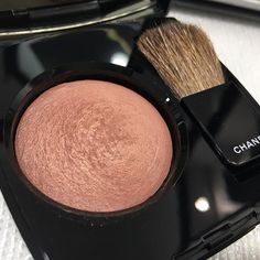 #Chanel blush 370