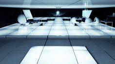 space odyssey white room - Buscar con Google