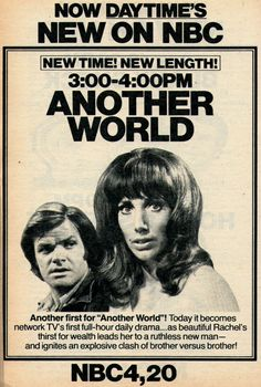 Another World (TV Soap Opera 1964–1999)