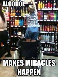 Miracles - http://controversialhumor.com/miracles/ #Haha, #Humor, #Miracle, #Miracles