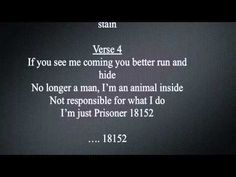 Prisoner 18152 by Ridge Banks: Lyrics and Karaoke Video - YouTube