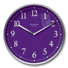 We all need to know what time it is!
