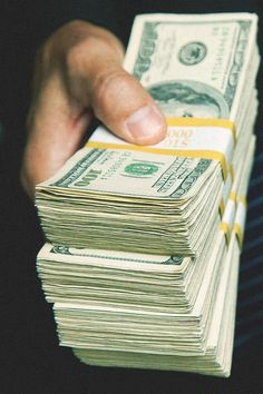 Luxury green rich money paper cash lifestyle rad dollars make it rain wealth bills stacks hundreds Rich Money, My Money, Free Money, Gold Money, Make Money Online, How To Make Money, Online Earning, Money Pictures, Money Pics