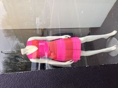 Pink dress....how much is that dress...in the window....
