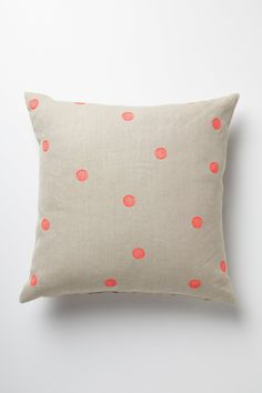 Dot Stitch Pillow from Anthropologie - $198.00