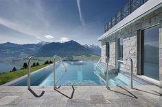 Foto des Hotel Villa Honegg, Ennetbürgen, Schweiz