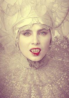 Lucy by MateusCosme on DeviantArt Female Vampire, Vampire Art, Vampire Bride, Hot Vampires, Vampires And Werewolves, Gothic Horror, Horror Art, Horror Film, Stanley Kubrick