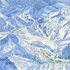 Studio Visit: Trail Map Artist James Niehues