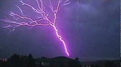 """Watch the footage that astounded the world of lightning science as bolts of light grow upward from the ground. (from Discovery Channel's """"Raging Planet"""")"""