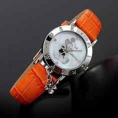 Mickey Mouse Wrist Watch
