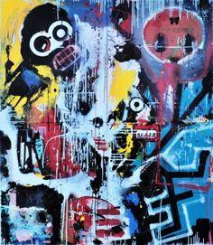"Saatchi Art Artist Zsolt Gyarmati; Painting, ""UFO InterferenceTracking"" #art"