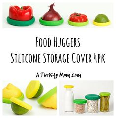 Food Huggers Silicon