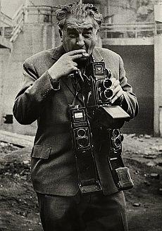 Portrait of Tošo Dabac, one of the main #croatian #photographer #dabac