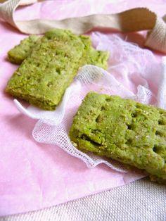 Rosenoisettes, Quiet and Delicacies . Green Vegetarian, Vegetarian Recipes, Crepes Party, Biscuits, Matcha Green Tea, Shortbread, Cookies, Baking, Ethnic Recipes