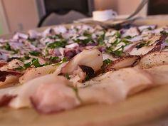 タコのカルパッチョ #タコ #たこ #カルパッチョ #POLPO #carpaccio #美味しい #美食 #前菜 #イタリアン #italian #タコカル