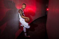 Damian Lillard | 2014-2015 NBA Season | Media Day Photos
