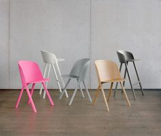 Stefan Diez, 2013                          E15   The deceptively simple side chair THIS illustrates e15's key philosophy in exposing and featuring ...