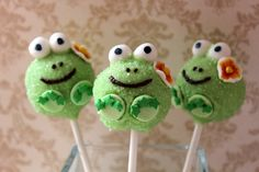 Leap Year Cake Pops! Happy Leap Year everyone!