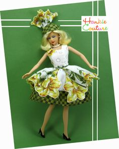 When Hankie Couture combines originality, class and fashion!