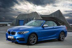 BMW 2-serie Cabriolet: eerste met nieuwe generatie Navi