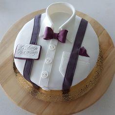 Mein hausgemachter Kuchen zum Geburtstag meines Opas - Десерты - Mon gâteau maison pour l Birthday Cakes For Men, Birthday Cake For Father, Fathers Day Cake, Grandpa Birthday, Cake Birthday, Birthday Cake Ideas For Adults Men, 50th Birthday, Birthday Ideas, Bolo Fondant