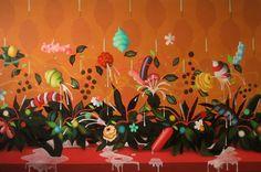 Max Key - whimsical botany