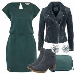 Freizeit Outfits: EmeraldOverload bei FrauenOutfits.de